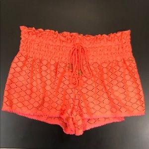 Roxy coverup shorts